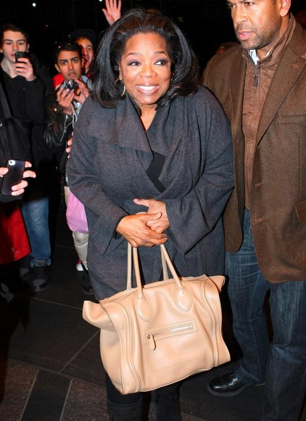 1- Oprah Winfrey avec 165 millions de dollars