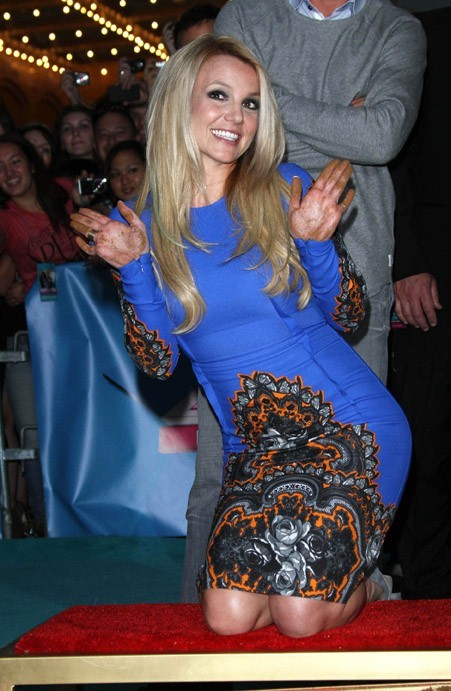 2- Britney Spears avec 58 millions de dollars