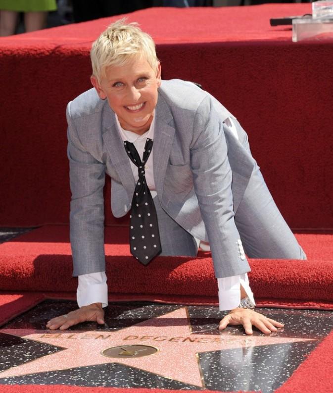4- Ellen Degeneres avec 53 millions de dollars