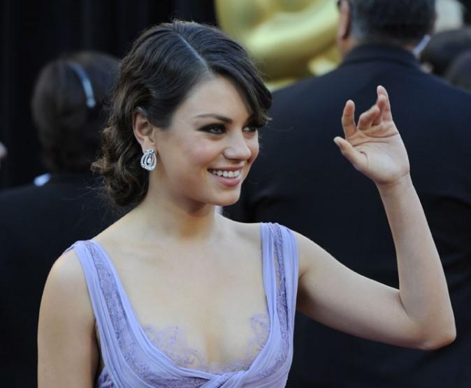 Trop jolie pour être célibataire, Mila Kunis !