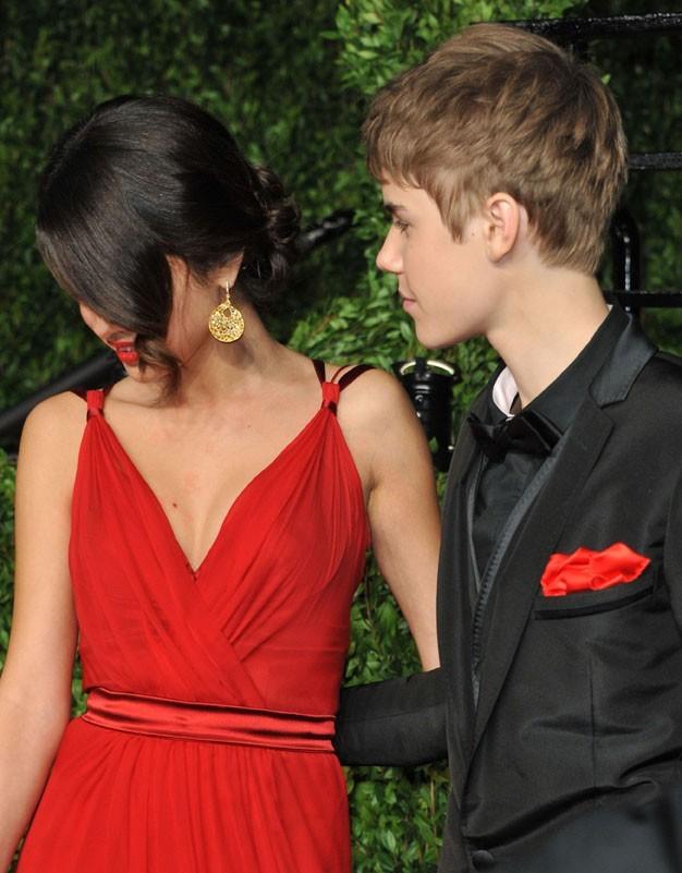 Justin n'a d'yteux que pour Selena !