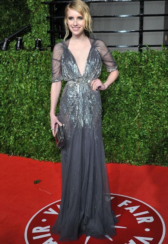 Emma Roberts ...