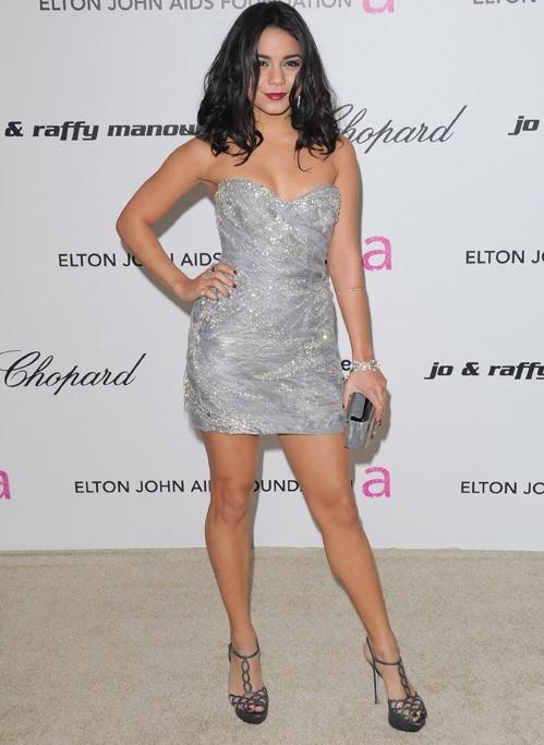 Vanessa Hudgens en robe Marchesa !