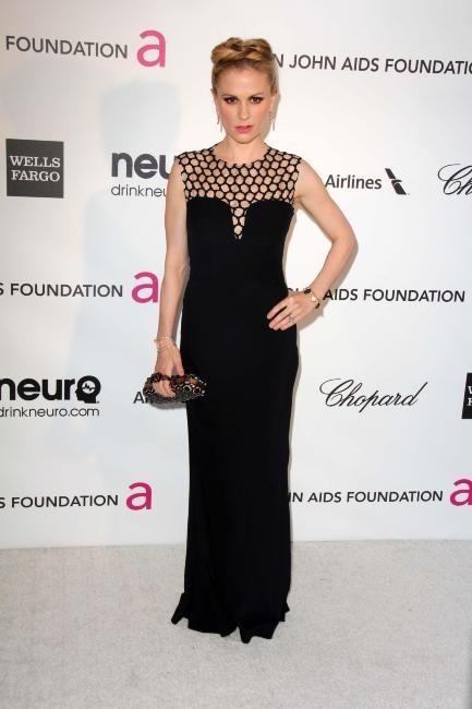 Anna Paquin le 24 février 2013 à Los Angeles