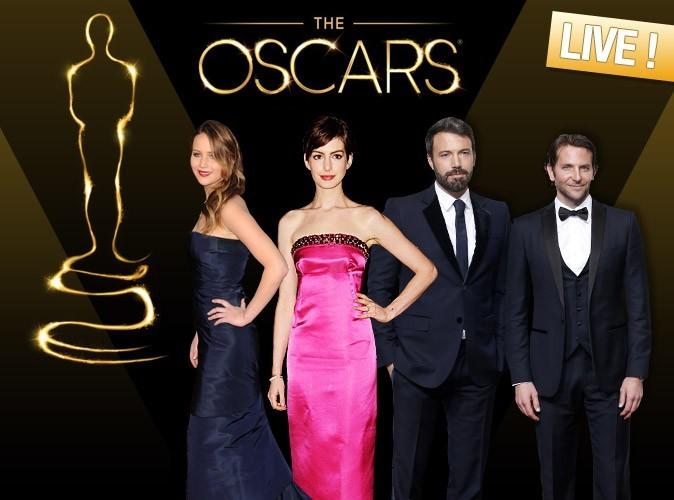 Photos : Oscars 2013 : découvrez le palmarès et les premières tenues de la cérémonie en direct !