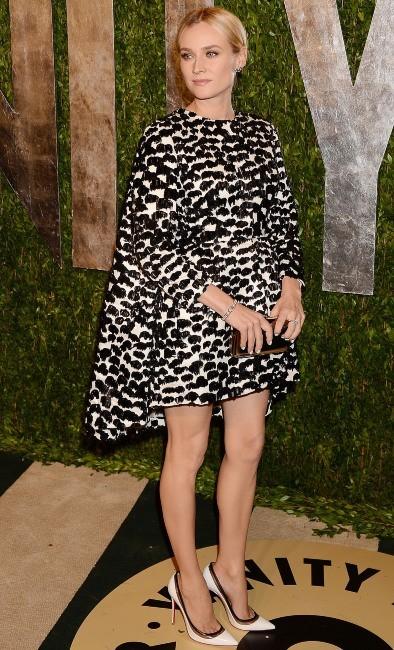 Diane Kruger le 24 février 2013 à Los Angeles