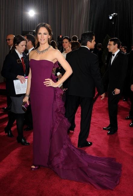 Jennifer Garner lors de la 85e cérémonie des Oscars à Los Angeles, le 24 février 2013.