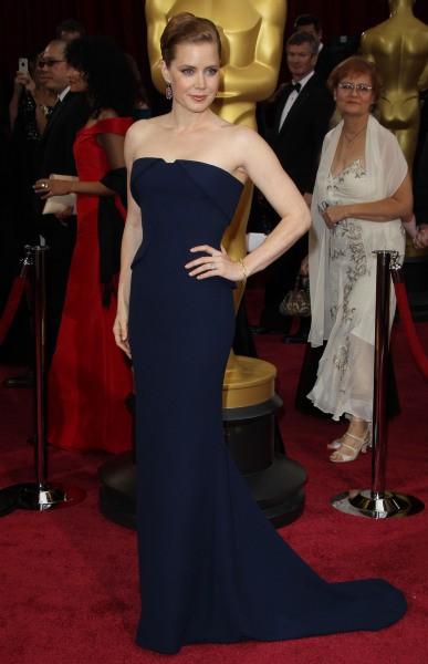 Amy Adams lors de la 86e cérémonie des Oscars à Hollywood, le 2 mars 2014.