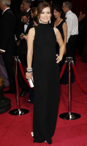 Olivia Wilde lors de la 86e cérémonie des Oscars à Hollywood, le 2 mars 2014.