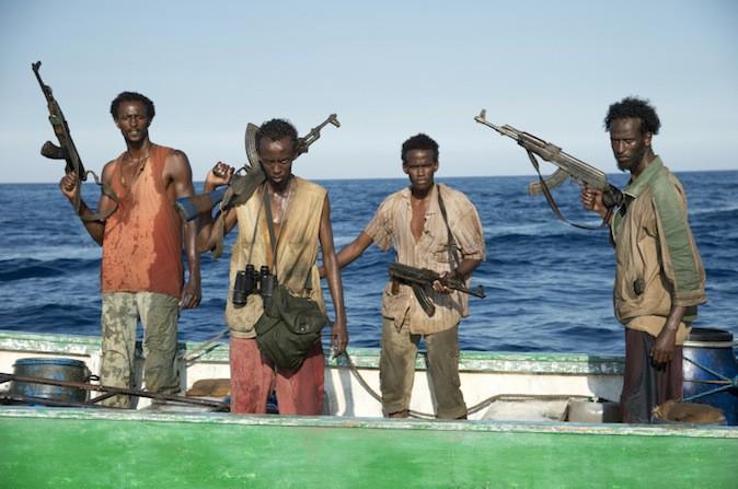 """Barkhad Abdi nommé """"meilleur acteur dans un second rôle"""" pour Captain Phillips"""