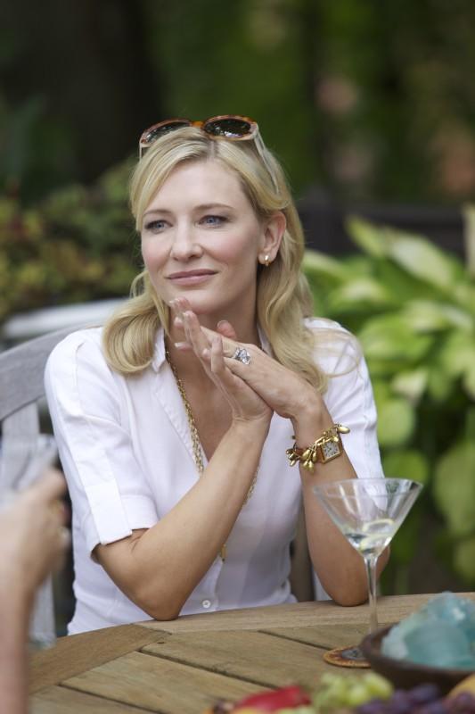 """Cate Blanchett nommée """"meilleure actrice"""" pour Blue Jasmine"""