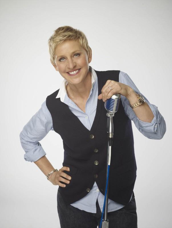 Ellen DeGeneres présentera pour la 2ème fois les Oscars ce soir !
