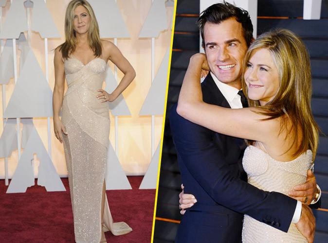 Photos : Oscars 2015 : Jennifer Aniston : la snobée de la soirée donne une bonne leçon !