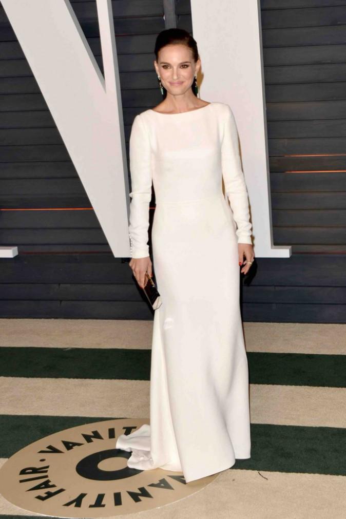 Oscars 2015 : Marion Cotillard, Selena Gomez, Natalie Portman: les actrices prennent le pouvoir à la soirée Vanity Fair !