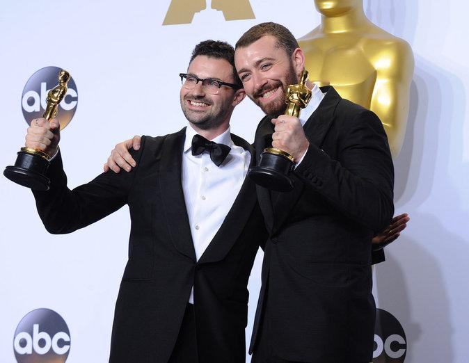 Sam Smith a dédié son trophée à toutes les personnes homosexuelle, bi ou transgenres