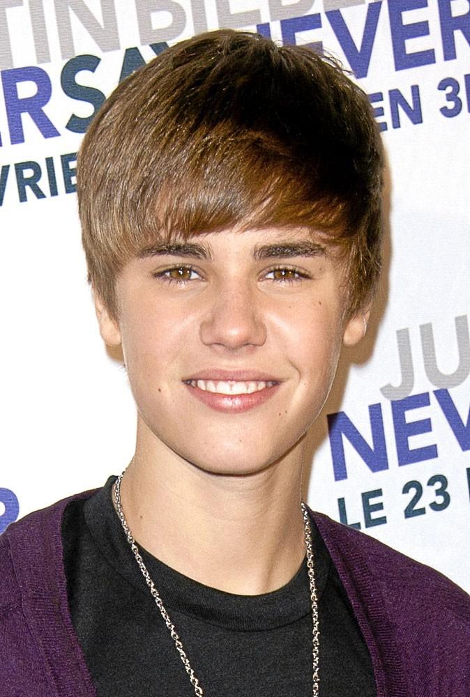 Justin Bieber s'est fait repérer sur le net, via YouTube