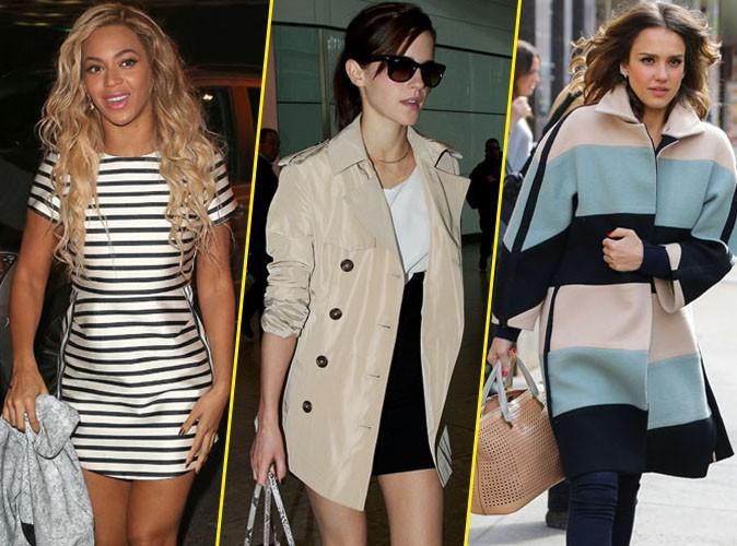 Beyoncé, Emma Watson et Jessica Alba...