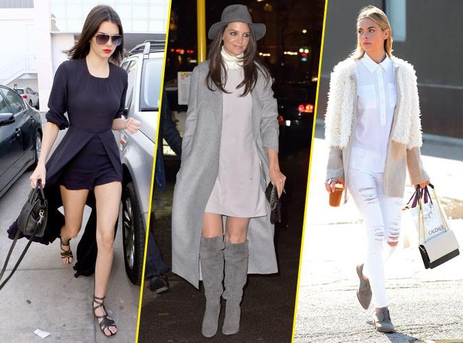 Photos : Palme Fashion : Kendall Jenner, Katie Holmes, Jaime King... Qui a été la plus stylée de la semaine ?