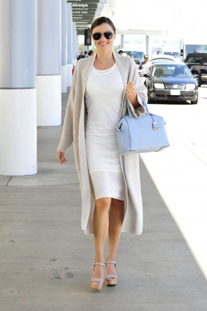 Miranda Kerr numéro 1