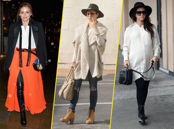 Photos : Palme Fashion : Olivia Palermo, Cara Santana, Kourtney Kardashian... Qui a été la plus stylée de la semaine ?