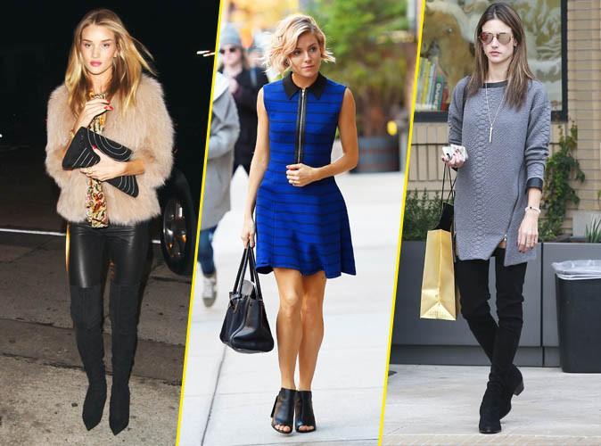 Photos : Palme Fashion : Rosie Huntington-Whiteley, Sienna Miller, Alessandra Ambrosio... Qui a été la plus stylée de la semaine ?