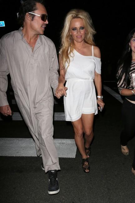 Pamela Anderson, une bimbo de 45 ans