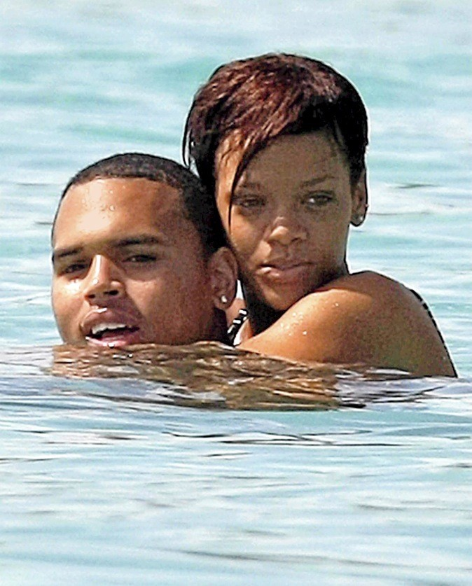 Rihanna & Chris Brown !