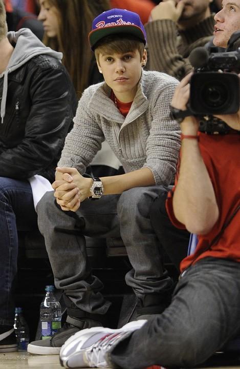 Justin Bieber est rentré dans sa famille, au Canada
