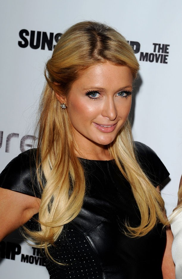 Paris Hilton à Los Angeles le 19 juin 2012