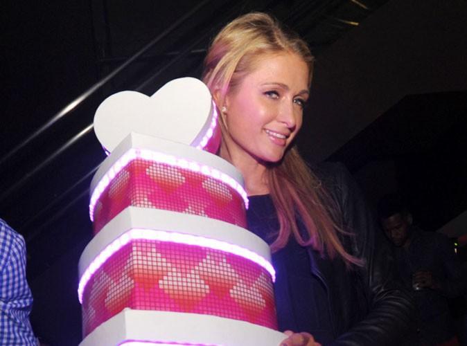 Paris Hilton : elle n'en finit plus de fêter son 33e anniversaire !