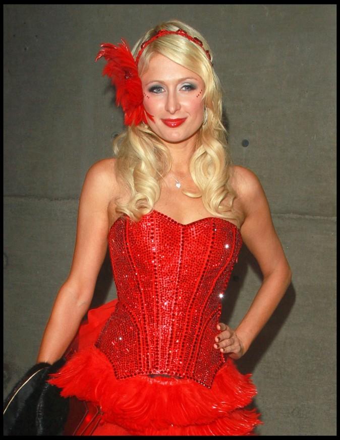 Paris Hilton lors de sa soirée pré-anniversaire, le 15 février à Hollywood.