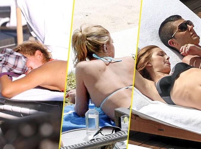Photos : Paris Hilton, Fergie, Whitney Port... comment chauffer son mec à la plage en 6 leçons !