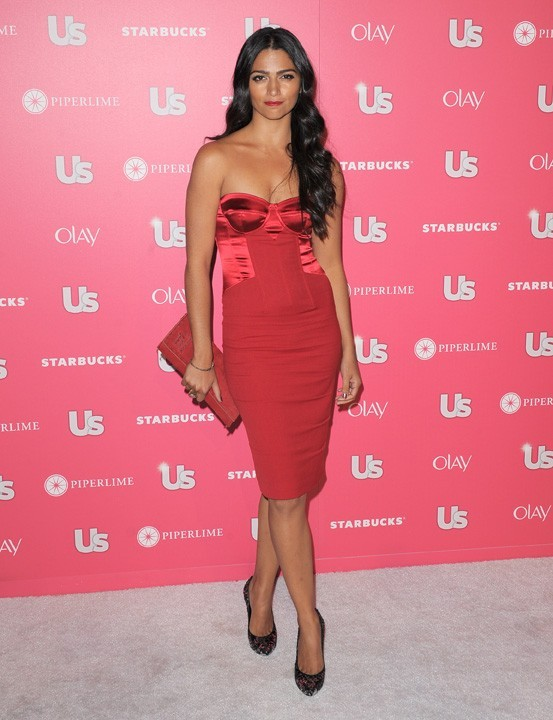 Camila Alves lors de la US Weekly Hot Hollywood Style Issue Party à Hollywood, le 26 avril 2011.