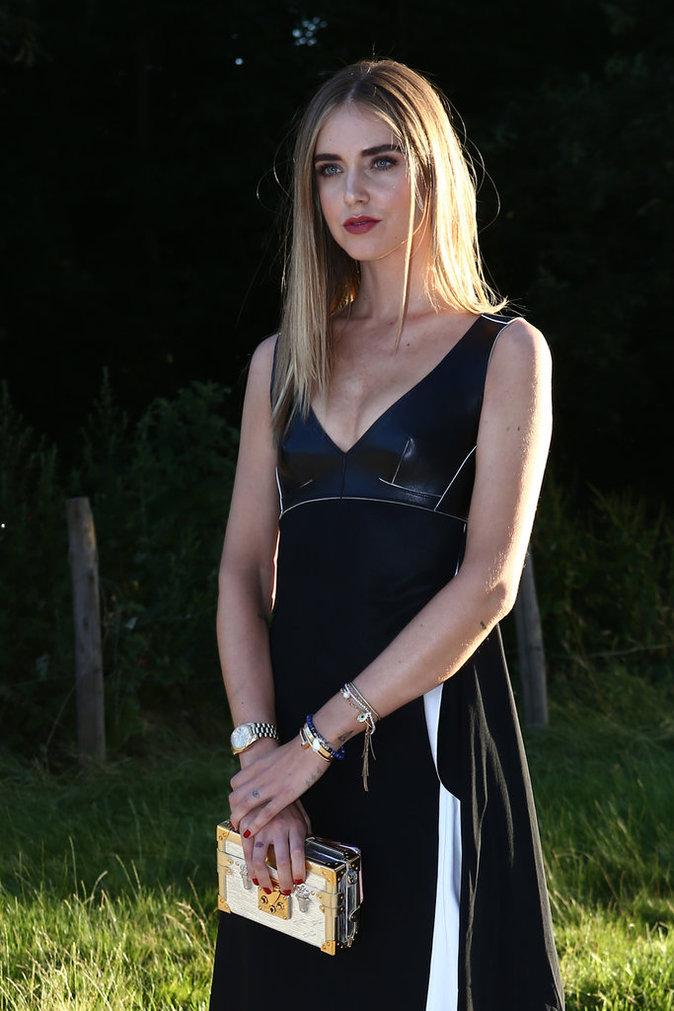 Chiara Ferragni au Love Ball à Paris, le 6 juillet 2016