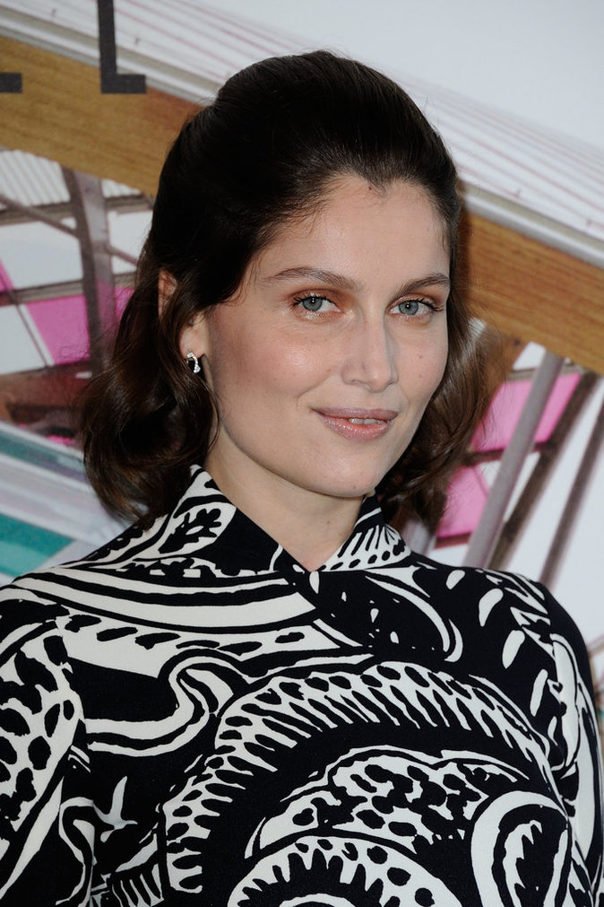 Laetitia Casta au Love Ball à Paris, le 6 juillet 2016