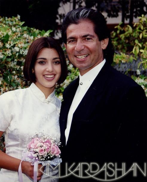 Kim et son père