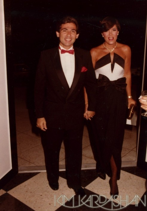 Robert Kardashian et Kris