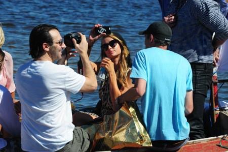 Photos : Paris Hilton : l'héritière flambe sur les plages d'Uruguay !