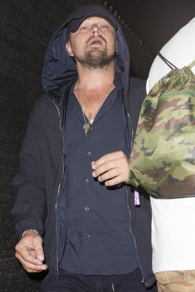 Photos : Leonardo DiCaprio : le Coachella de l'extrême !