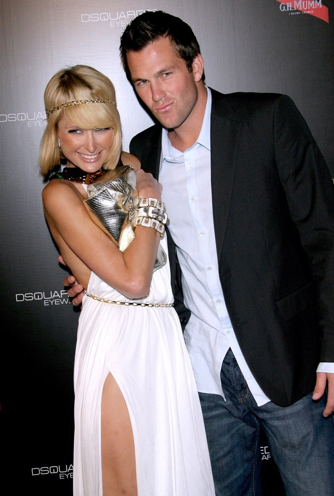 Photos : Paris Hilton en couple avec Doug Reinhardt entre 2009 et 2010