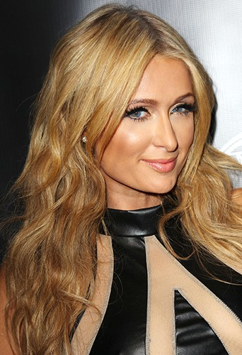 Paris Hilton à New-York le 31 janvier 2014