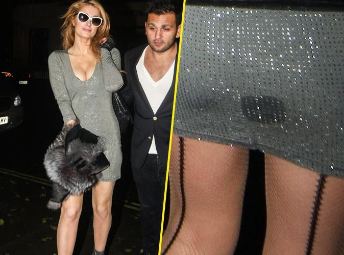 Paris Hilton : quand la starlette fait tâche à Londres !