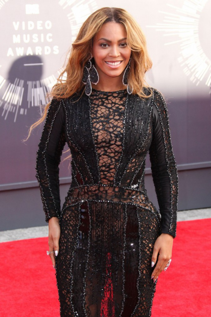 Beyoncé aux MTV Video Music Awards 2014