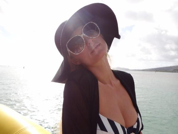 Paris Hilton en vacances à Hawaï !