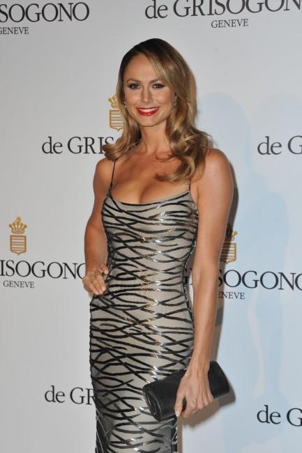 Stacy Keibler, irrésistible à Cannes