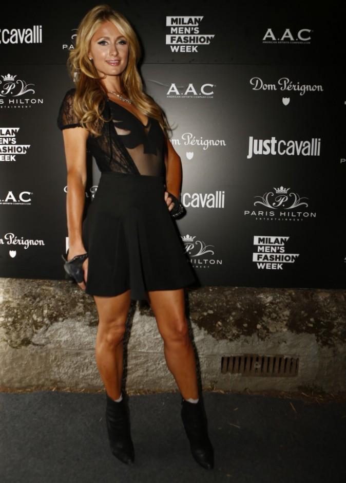 Paris Hilton le 20 juin 2015
