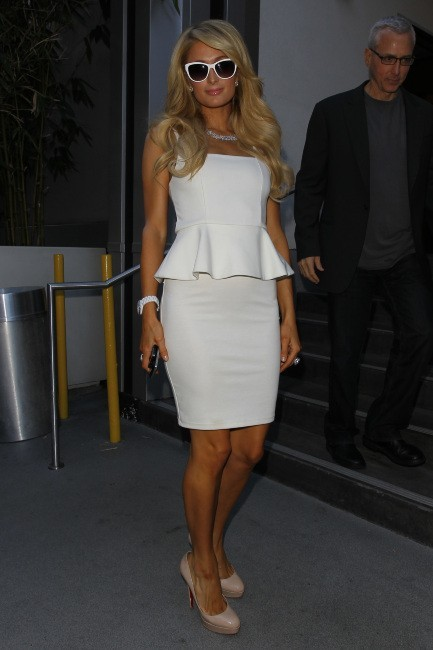 Paris Hilton le 18 juin 2013 à Los Angeles