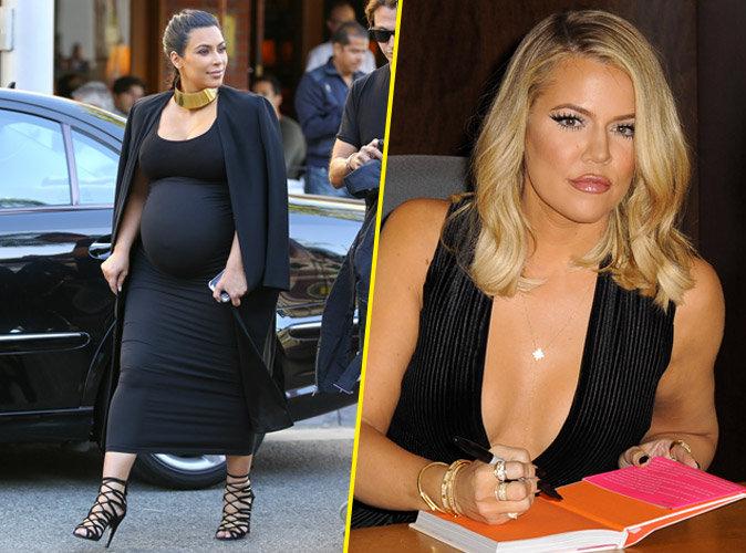 Photos : pas de répit pour Kim et Khloe Kardashian !
