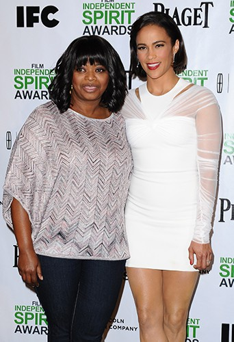 Octavia Spencer et Paula Patton à Los Angeles le 26 novembre 2013
