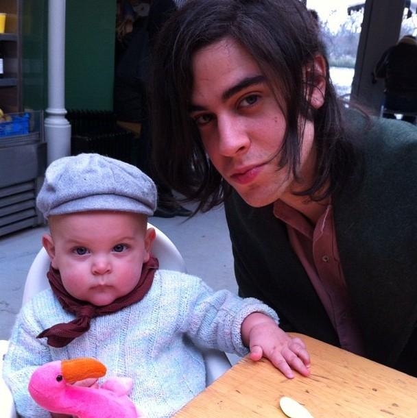 Peaches Geldof partage quelques clichés trop mignons de son fils !